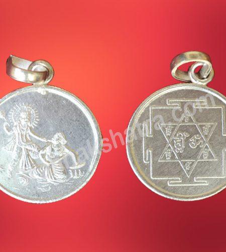 Baglamukhi locket kavach image.grahnakshatra