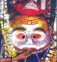 Bhairav puja image.grahnakshatra