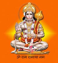 Hanuman puja image.grahnakshatra
