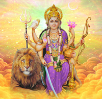 Maa Durga puja image.grahnakshatra