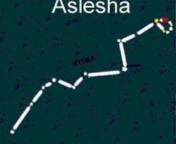 Aslesha nak image.grahnakshatra